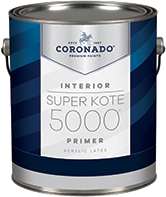 GUTHRIE PAINT Super Kote 5000 Primer is a vinyl-acrylic primer and sealer for interior drywall and plaster. It is quick drying and is easy to apply. Super Kote 5000 Primer demonstrates excellent holdout, providing a strong foundation for latex or oil-based finishes.boom