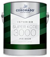 GUTHRIE PAINT Super Kote 3000 Primer is an easy-to-apply primer optimized for high productivity jobs. Super Kote 3000 is ideal for use in rental properties. This high-hiding, fast-drying primer provides a strong foundation for interior drywall and cured plaster and can be topcoated with latex or oil-based paint.boom